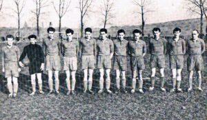 1. Mannschaft 1957/58
