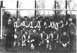 1. Mannschaft 1977/78