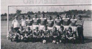 1. Mannschaft 1984