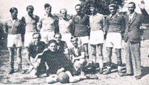 1.Mannschaft nach 2.Weltkrieg