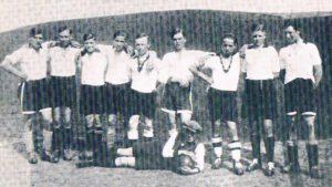 1. Mannschaft von 1934
