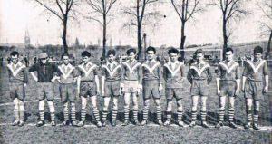 2. Mannschaft 1957/58