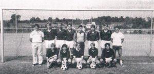 2. Mannschaft 1984